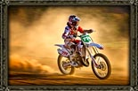 Motocross in Warching